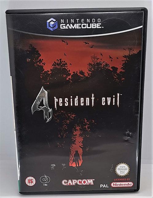 Resident Evil 4 for Nintendo GameCube