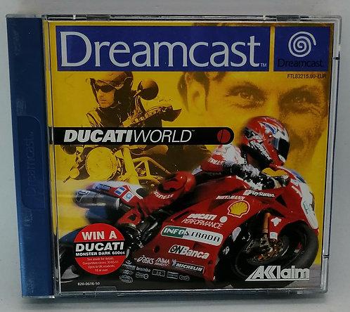 Ducati World for Sega Dreamcast