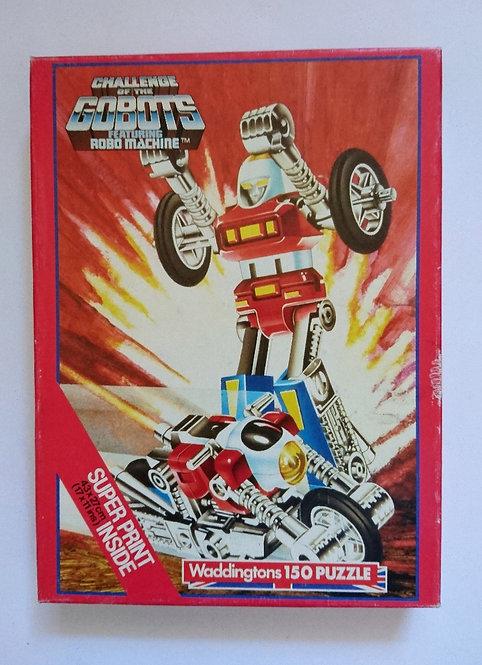 Waddingtons Challenge of the Gobots feat. Robo Machine