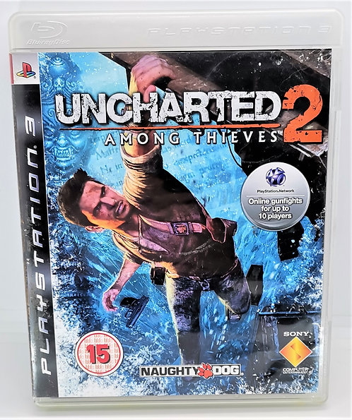 Uncharted 2: Among Thieves for Sony PlayStation 3 PS3