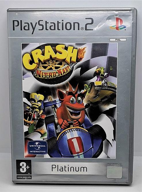 Crash Nitro Kart for Sony PlayStation 2 PS2