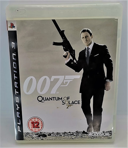 007: Quantum of Solace for Sony PlayStation 3 PS3