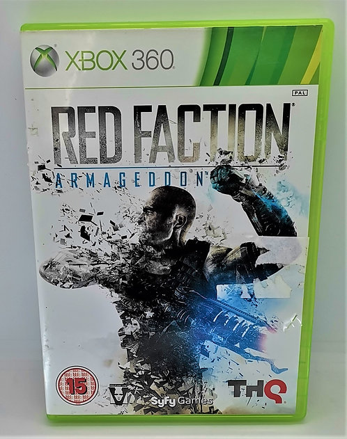 Red Faction: Armageddon for Microsoft Xbox 360