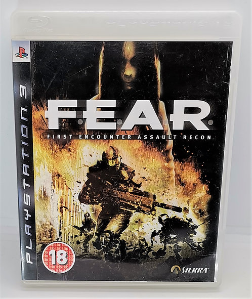 F.E.A.R. for Sony PlayStation 3 PS3