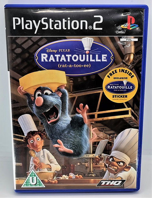 Ratatouille for Sony PlayStation 2 PS2