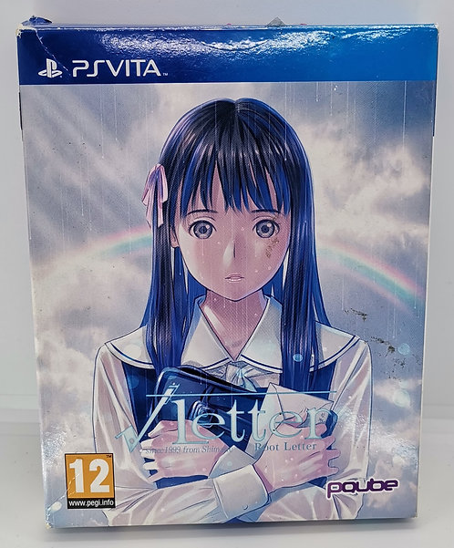 Root Letter: Limited Edition for Sony PlayStation Vita