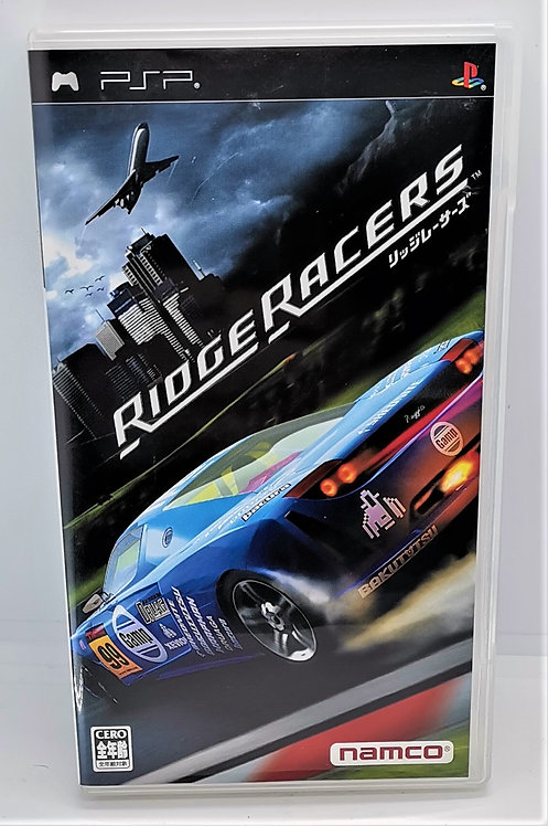 Ridge Racers for Sony PlayStation Portable PSP