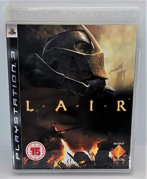 Lair for Sony PlayStation 3 PS3