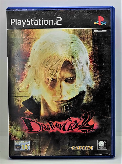Devil May Cry 2 for Sony PlayStation 2 PS2