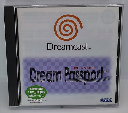 Dream Passport for Sega Dreamcast