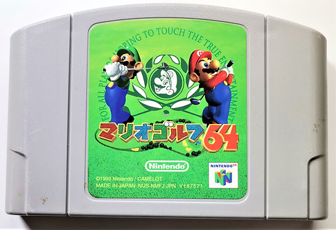 Mario Golf for Nintendo N64