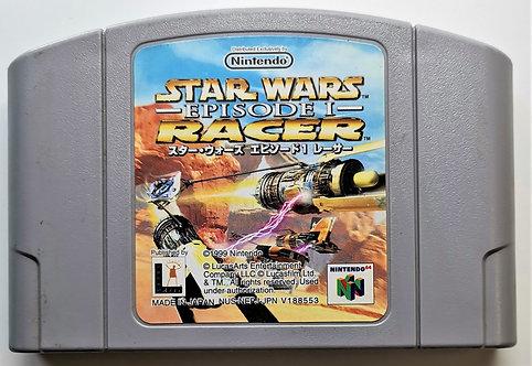 Star Wars Episode I: Racer for Nintendo N64