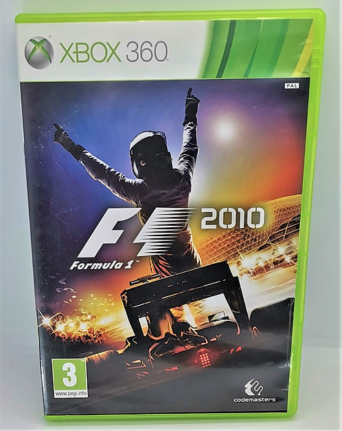 F1 2010 for Microsoft Xbox 360