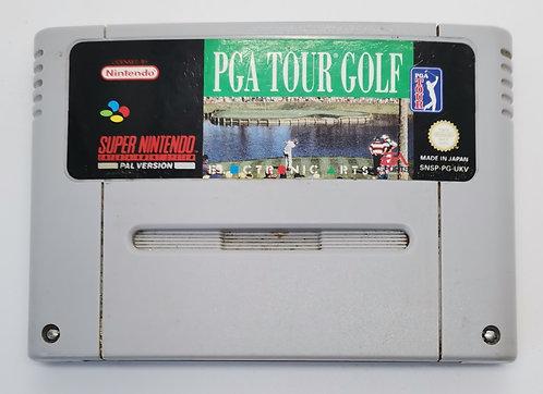PGA Tour Golf for Super Nintendo SNES