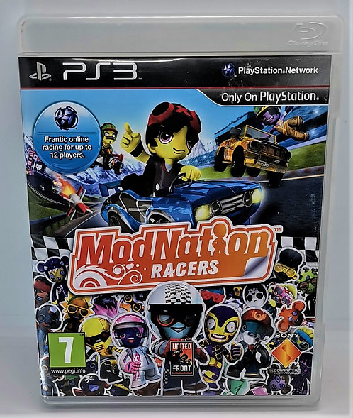ModNation Racers for Sony PlayStation 3 PS3
