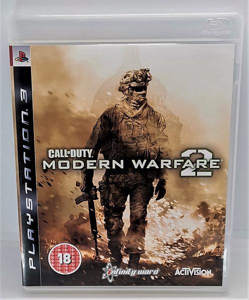 Call of Duty: Modern Warfare 2 for Sony PlayStation 3 PS3