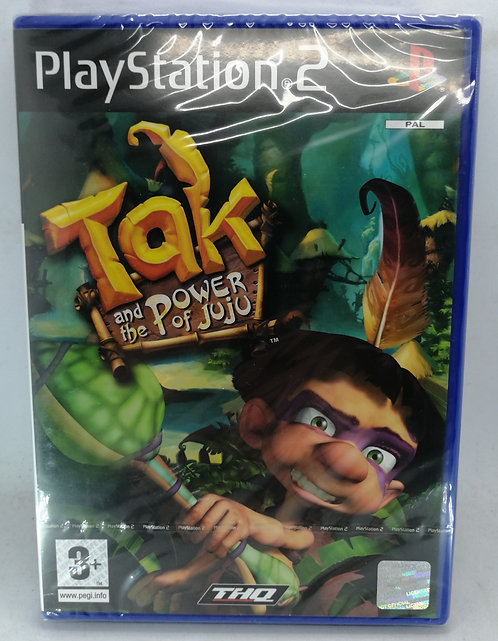 Tak and the Power of Juju for Sony PlayStation 2 PS2