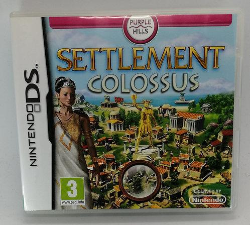 Settlement Colossus for Nintendo DS