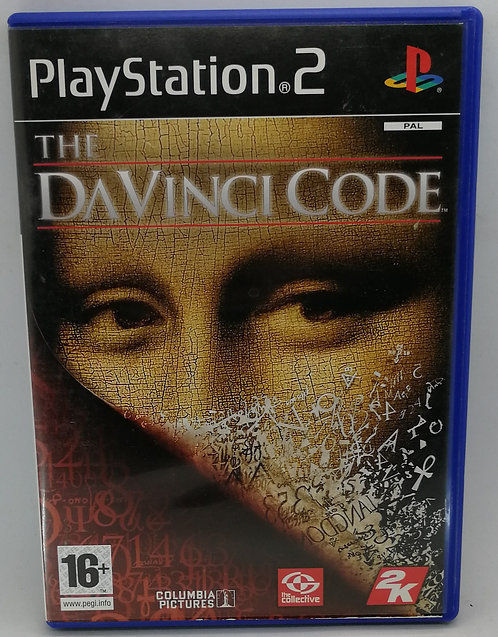 The Da Vinci Code for Sony PlayStation 2 PS2