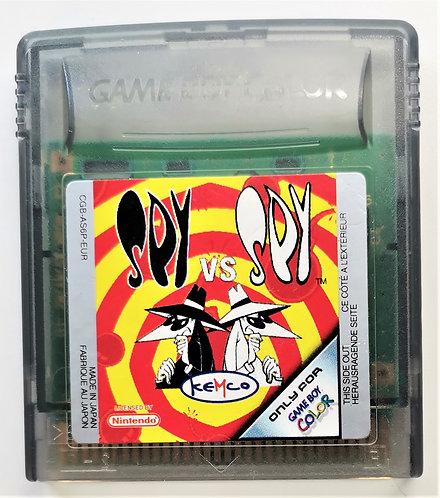 Spy vs Spy for Nintendo Game Boy Color