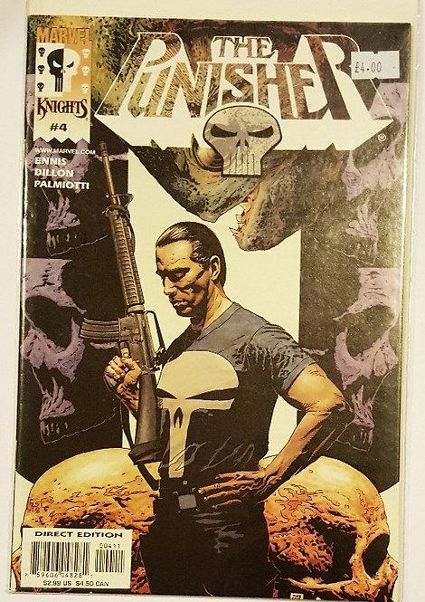 Punisher Vol 5 Issue #4