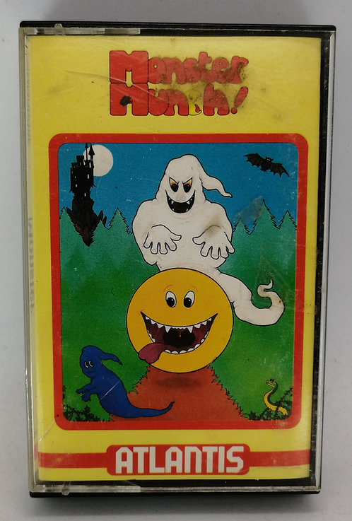 Monster Munch for Commodore 64 C64