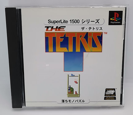 The Tetris [Superlite 1500 Series] for Sony PlayStation 1 PS1