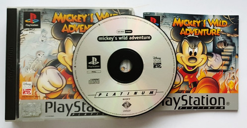 mickeys wild adventure pc