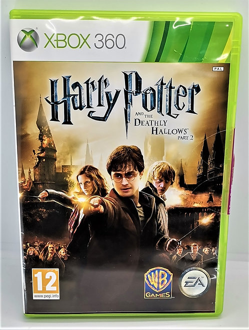 Harry Potter and the Deathly Hallows: Part 2 for Microsoft Xbox 360