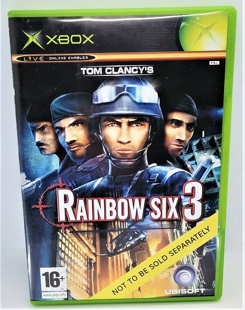 Tom Clancy's Rainbow Six 3 for Microsoft Xbox