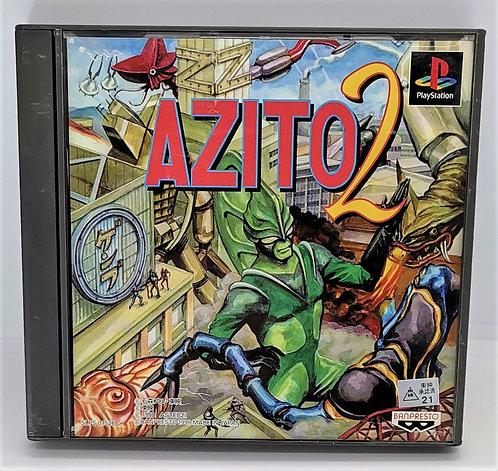 Azito 2 for Sony PlayStation PS1