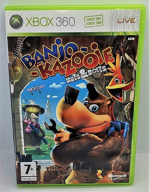 Banjo-Kazooie: Nuts & Bolts for Microsoft Xbox 360