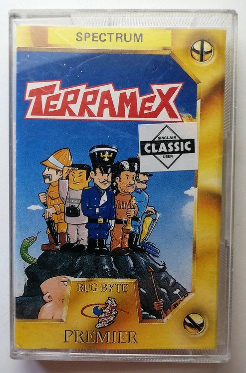 Terramex for Sinclair Spectrum 48K