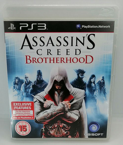 Assassin's Creed: Brotherhood for Sony PlayStation 3 PS3