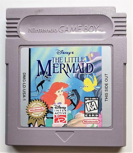 The Little Mermaid for Nintendo Game Boy