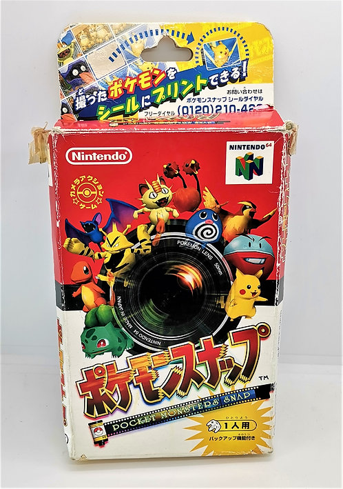 Pocket Monsters Snap for Nintendo N64