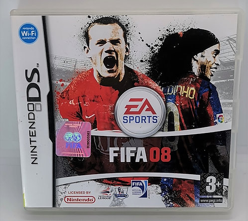 FIFA 08 for Nintendo DS