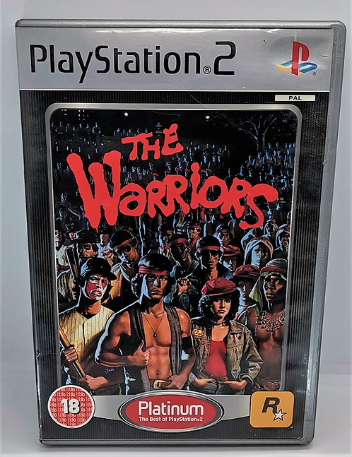 The Warriors for Sony PlayStation 2 PS2