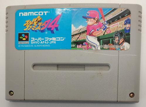 Super Famista 4 for Nintendo Super Famicom