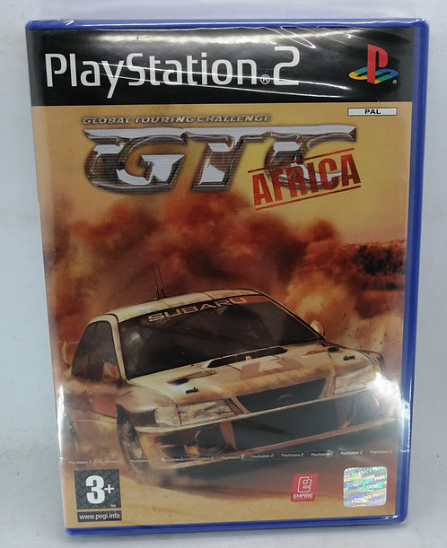 GTC: Africa for Sony PlayStation 2 PS2