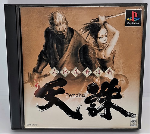 Tenchu: Stealth Assassins for Sony PlayStation PS1