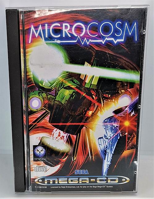 Microcosm for Sega Mega-CD