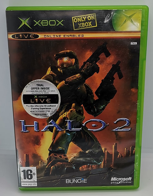 Halo 2 for Microsoft Xbox