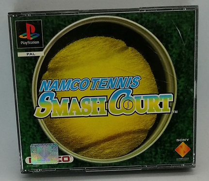 Namco Tennis Smash Court for Sony PlayStation PS1
