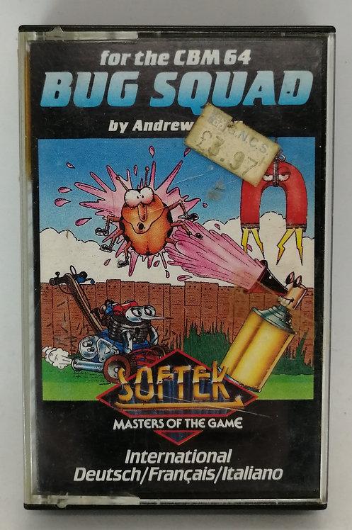 Bug Squad for Commodore 64 C64
