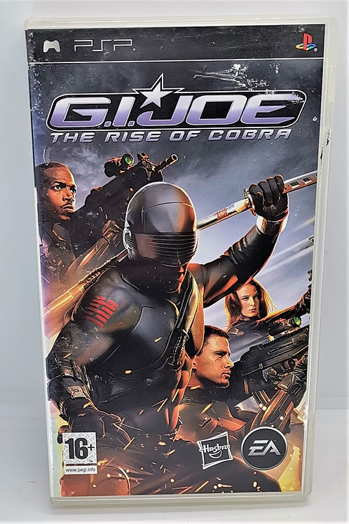G.I. Joe: The Rise of Cobra for Sony PlayStation Portable
