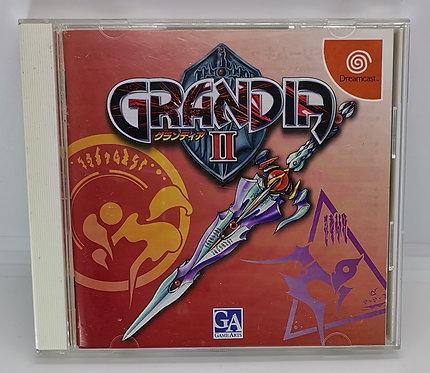 Grandia II for Sega Dreamcast