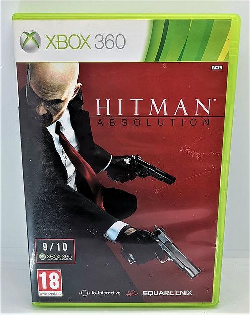 Hitman: Absolution for Microsoft Xbox 360
