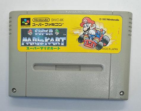Super Mario Kart for Nintendo Super Famicom