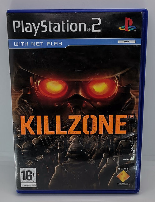 Killzone for Sony PlayStation 2 PS2